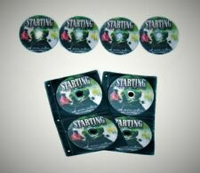 New listing Clinton Anderson Starting under Saddle 4 Dvd disks Video Training Course
