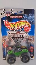 Mattel Hot Wheels Monster Jam Trucks Grave Digger MIB