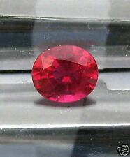 .75 CT. NATURAL RUBY OVAL