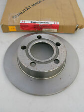 NEW ZIMMERMANN 8D0 615 601 A REAR DISC BRAKE ROTOR For AUDI A4 1996-2001