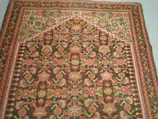 """Antique Karabagh oriental rug, carpet ( 6ft.3"""" x 4ft.1"""" )"""