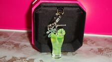 Juicy Couture Mojito Charm for Bracelet Necklace Handbag Keychain