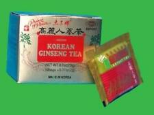 Ginseng Instant Korean Tea Energy Smoothie Boost Unisex,10 bags $1.25