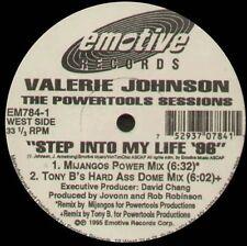 VALERIE JOHNSON - Step Into My Life 96 - Emotive