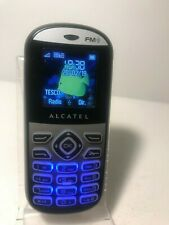 Alcatel One Touch 209  - Black (Unlocked) Mobile Phone OT-209