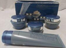 Avon Anew VINTAGE 4pc FULL SIZE box set of Rejuvenate Cleaner, Day/Night Cream +