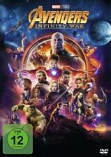 Avengers Infinity War DVD 2018 1x Gesehen