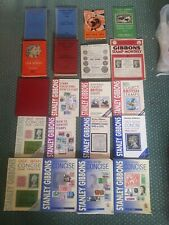 More details for stanley gibbons & others stamp catalogues, price lists, magazines 1891 - 2014