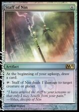 Staff of Nin // Foil // NM // Release Promos // engl. // Magic the Gathering