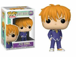 FUNKO POP! VINYL ANIMATION FRUITS BASKET KYO SOHMA #881