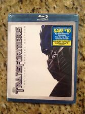 Transformers (Blu-ray Disc,2008,2-Disc,Special Edition Widescreen)NEW Authentic