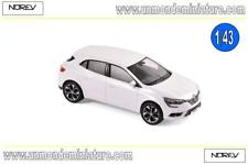 Renault Megane 2016 White  NOREV - NO 517721 - Echelle 1/43