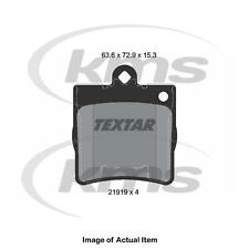 New Genuine TEXTAR Brake Pad Set 2191901 Top German Quality