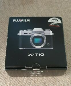 Fuji X10 - Digital Camera boxed with instructions & Accessories Fulifilm