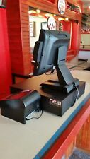 New! Restaurant, Bar & Retail POS System Complete with Software! w 2 Yr Warranty