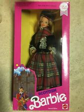 New ListingScottish Barbie Dolls of the World Collection (Second Edition) 1990