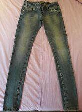 Jeans donna KISS MISS elasticizzato taglia 40/XS