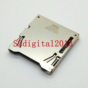 New SD Memory Card Slot Holder For Panasonic S1 S1R S1M S1RM S1H Repair Part