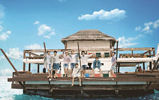 EXO-[DEAR HAPPINESS] 322 page Photo Book  Kpop Sealed