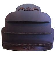 1995 Disney Lenox Spice Jar Wooden Display rack