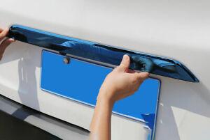 For 2017-2020 2021 HONDA CR-V CRVBlue Steel Tail Door Trunk Lid Strip Trim 1PCS