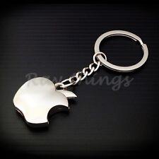 Porte clés logo pomme Apple Key ring manzana llavero mela portachiavi mac chain