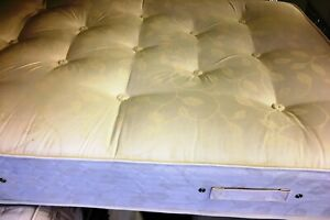 """4ft Double Luxury Super Real Orthopaedic 11.5"""" Extra Firm Mattress! RRP £340!"""