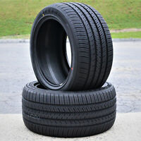 2 New Atlas Tire Force UHP 255/40R17 98W XL A/S High Performance Tires