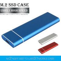 USB 3.1 2TB SSD External Hard Drive Hard Disk For Desktop Mobile Laptop 2021