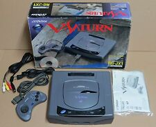 Victor V-Saturn RG-JX1 Japan Sega Saturn System Console is NEAR-MINT Collectors