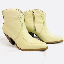 Durango Booties Leather Womens Boots Brazil RD2201 6.5 M
