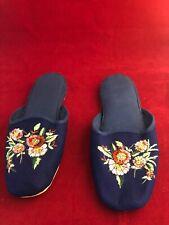 Vintage Asian Shoes Size 37