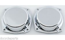 ADD-ON  673-139  CHROME CARBURETOR TOP COVERS GL1200 GOLDWING 1984-1987