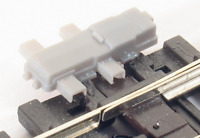 Peco SL-347 Dummy Point Motor (Pk6) N Gauge