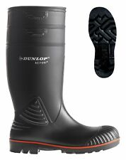 Dunlop Baustiefel S5 schwarz Gr.47