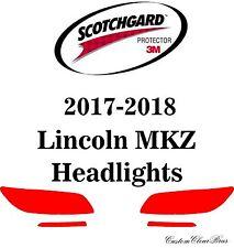 3M Scotchgard Paint Protection Film Clear Bra Pre-Cut 2017 2018 Lincoln MKZ