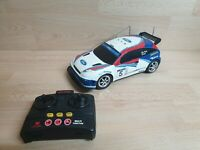 Ford Focus Rs WRC 03 remote control car - New Bright spares / repairs