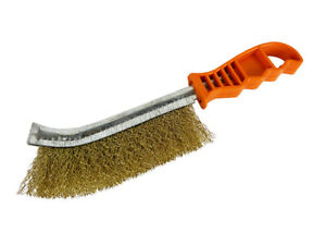 Wire Brush Rust Remover Spid Brush Paint Cleaning Welding Seam