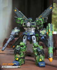 IN STOCK New TFC STC-01NB Supreme Tactical Commander OP Nuclear Blast Ver. N