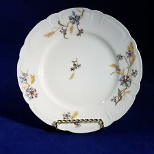 "Haviland Limoges Schleiger 73 Salad Plate 7 3/8"" - China Dishware - Cornflower"