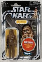 Hasbro Kenner Star Wars Retro Collection Chewbacca Action Figure - New, 2020 NMC