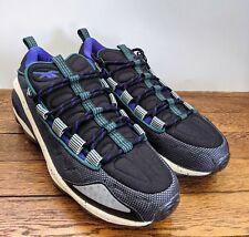 Reebok Mens DMX Run Black/White/Purple/Teal Running Shoes DV5113 Size 9 NWOB