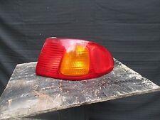 98-02 Toyota Corolla 4 door passenger's side tail light