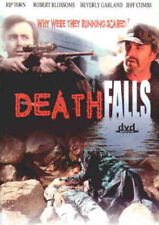 Death Falls DVD New! AMAZING DVD IN ORIGINAL SHRINK WRAP!! DISC AND CASE ALL INC