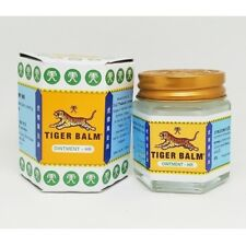 30g Original TIGER WHITE BALM Thai Herbal Ointment Massage Relief Muscle, Pains