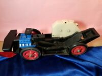 Vintage ideal Toy Car Parts c1974 plastic