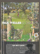"PAUL WELLER ""22 Dreams"" limited Deluxe Edition 2CD sealed"