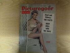 June 1957, PICTUREGOER, Sheree North, Carroll Baker, Jock Mahoney, Anita Ekberg.