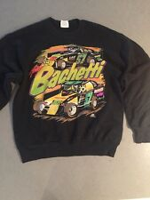 Black Andy Bachetti sweatshirt Medium Bob Hubert Sportswear SHEFFIELD, MA.