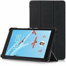 """For Lenovo Tab E8 Case Premium Smart Book Stand Cover TB-8304F 8"""""""